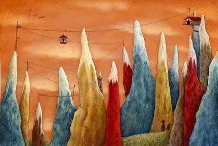 Jaime Zollars - Pasadena, CA artist