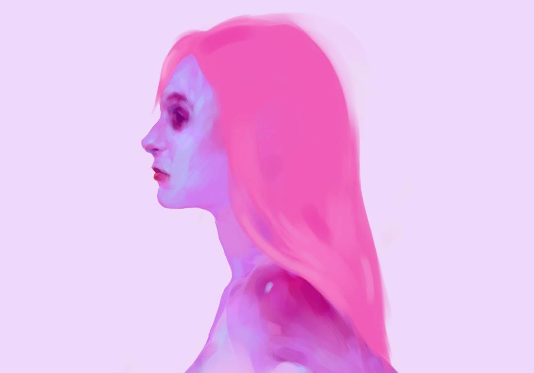 Simona Ruscheva - London, UK artist