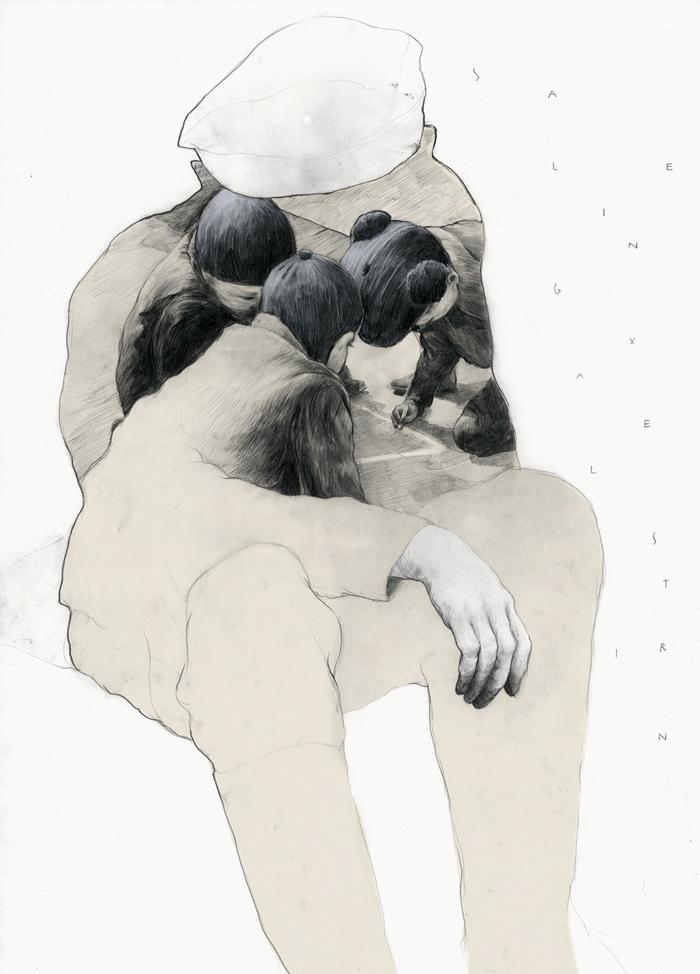 Simon Prades - Saarbrucken, Germany artist