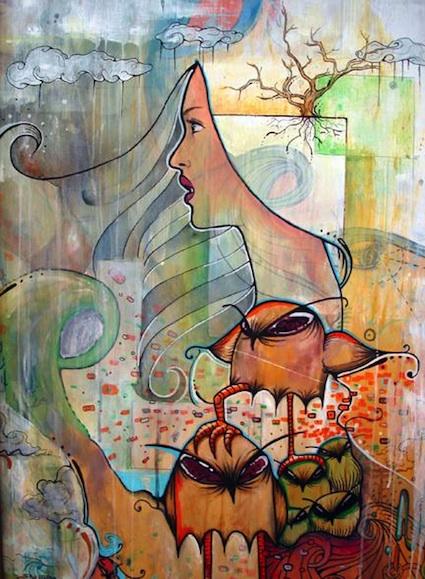Skye Walker - San Diego, CA artist