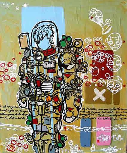 Aaron Kraten - Costa Mesa, CA artist