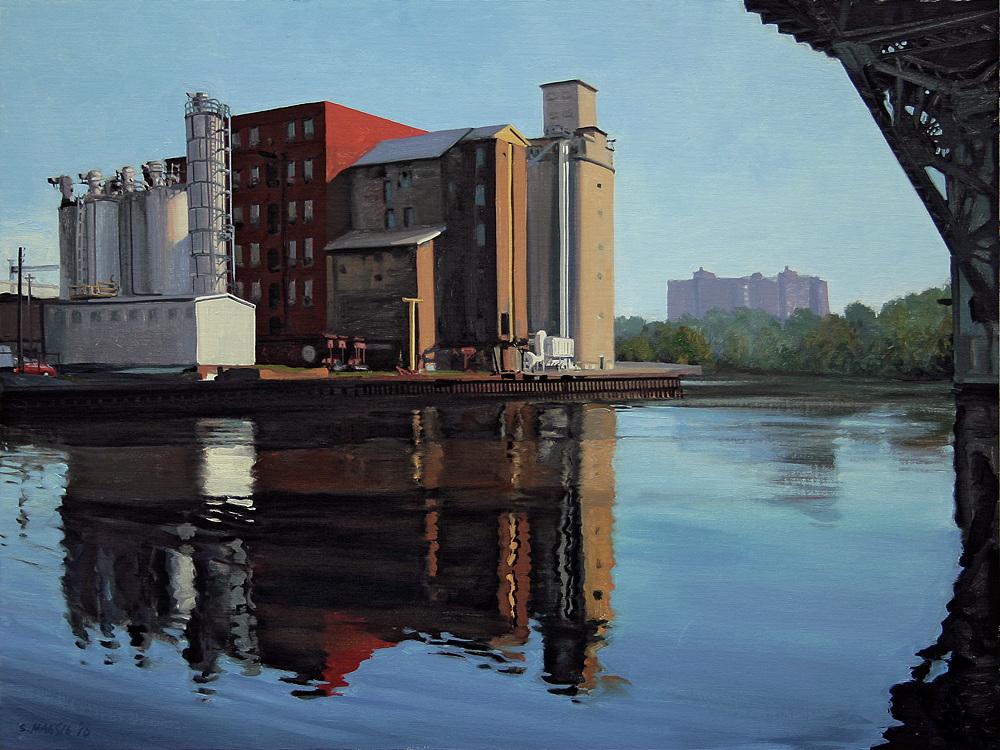 Stephen Magsig - Detroit, MI artist