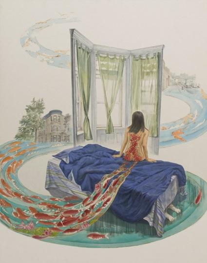 Suyeon Na - Brooklyn, NY artist