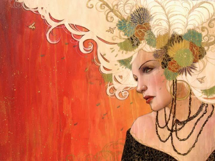 Sylvia Ji - Los Angeles, CA artist