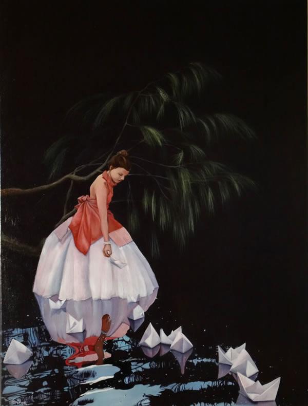 Tara Spicer - Queensland, Australia artist