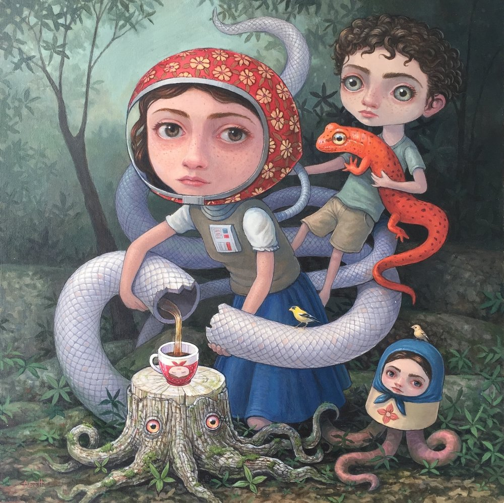 Thomas Ascott - South Florida, FL artist