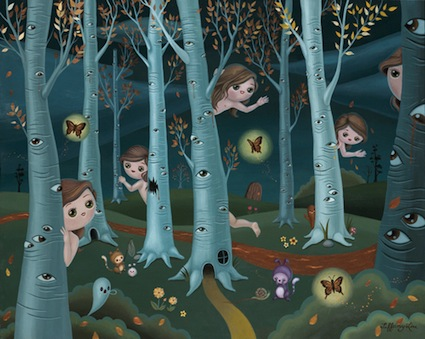 Tiffany Liu - Los Angeles, CA artist