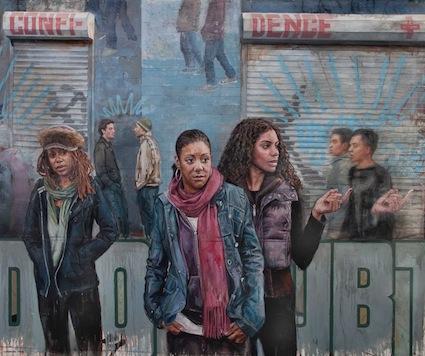 Tim Okamura - New York, NY artist