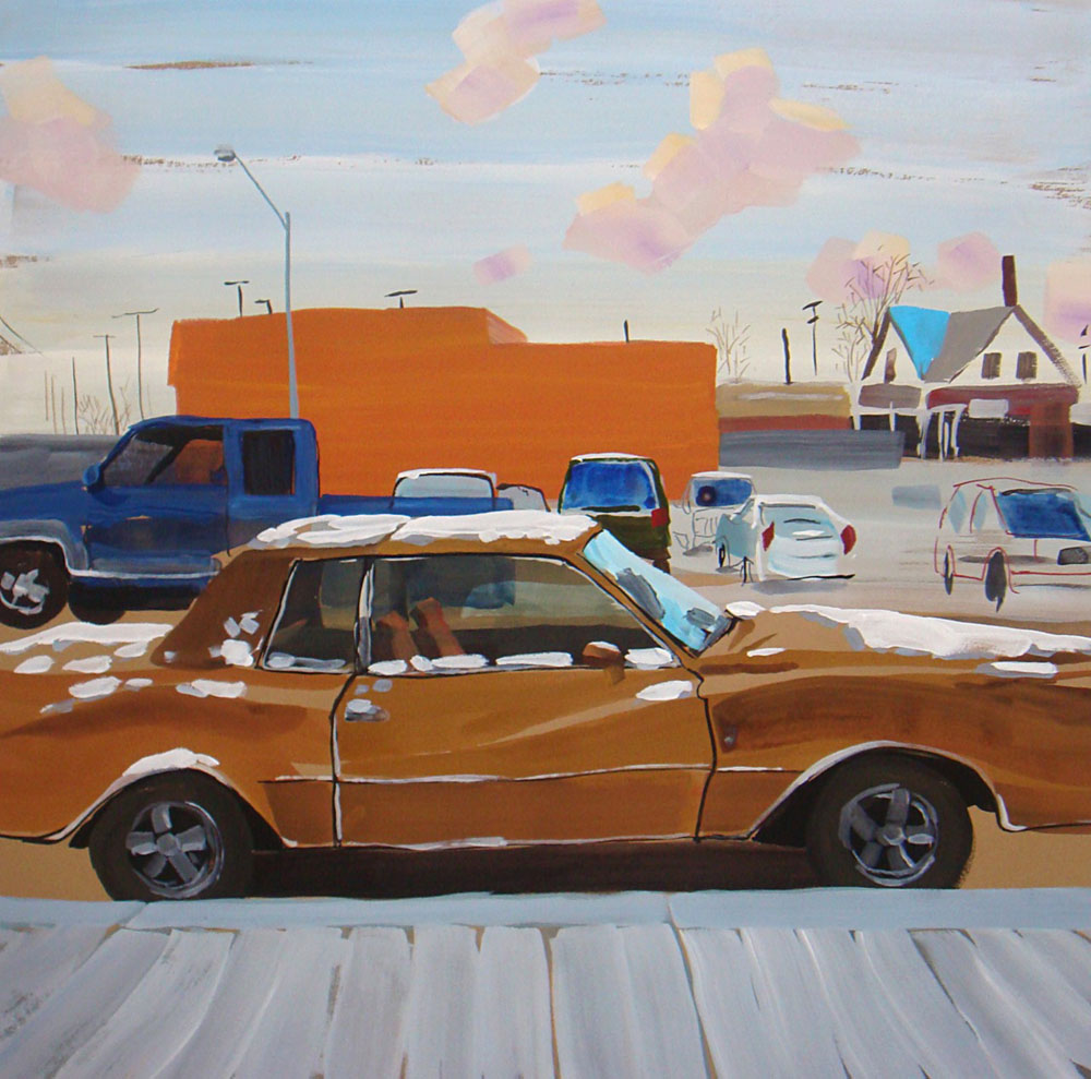 Timothy Callaghan - Cleveland, OH artist