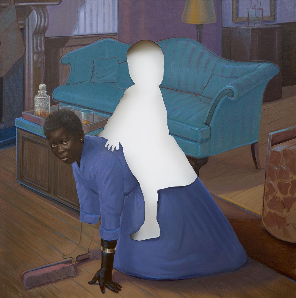 Titus Kaphar - New York, NY artist