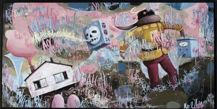 Tim McCormick - Oceanside, CA artist