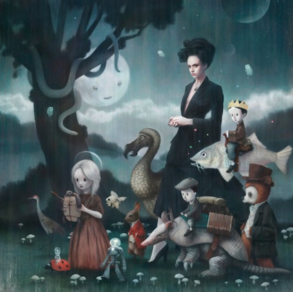 Tom Bagshaw - Bath, UK artist