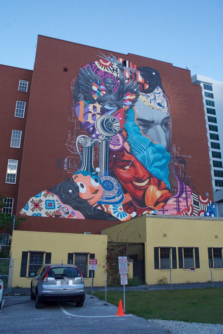 Tristan Eaton - Los Angeles, CA artist
