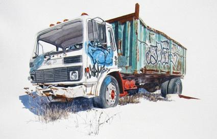 Tristram Lansdowne - Victoria, BC, Canada artist