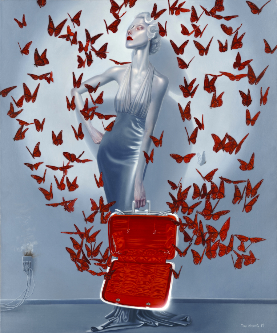 Troy Brooks - Toronto, ON, Canada artist