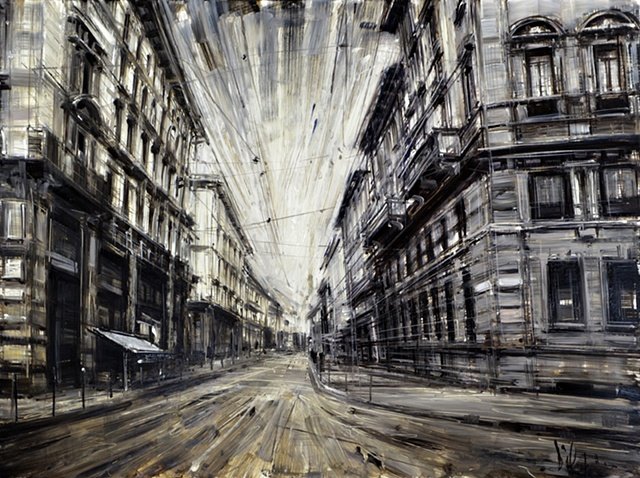 Valerio D'Ospina - Philadelphia, PA artist