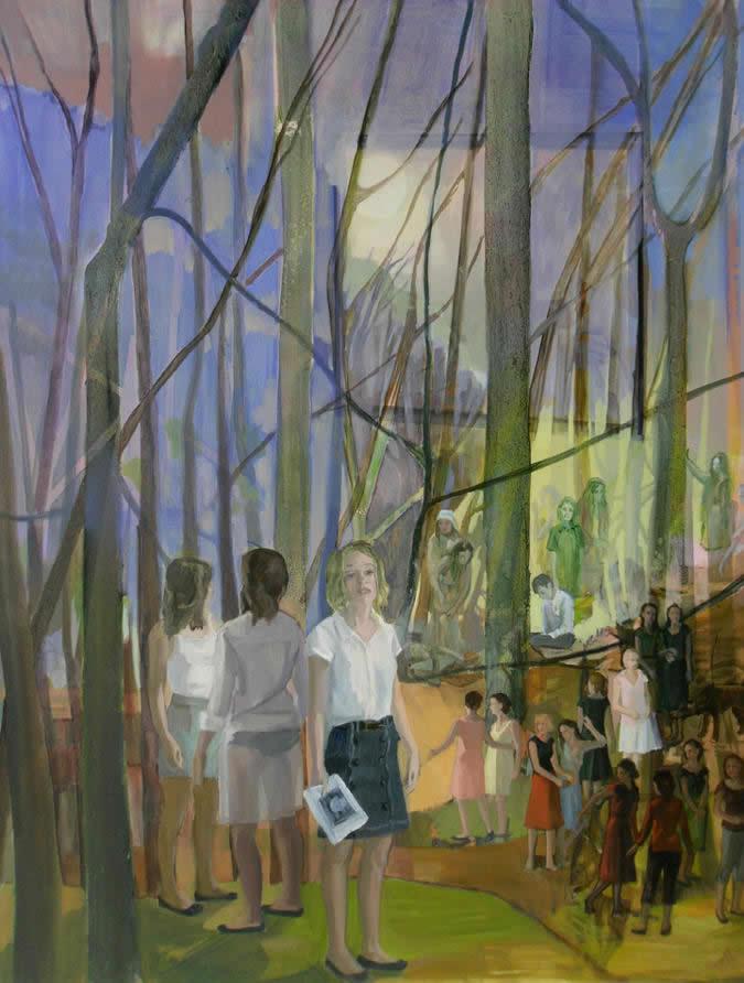 Vera Iliatova - Brooklyn, NY artist