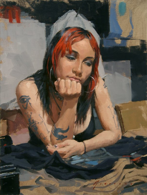 Vincent Giarrano - Washington, CT artist