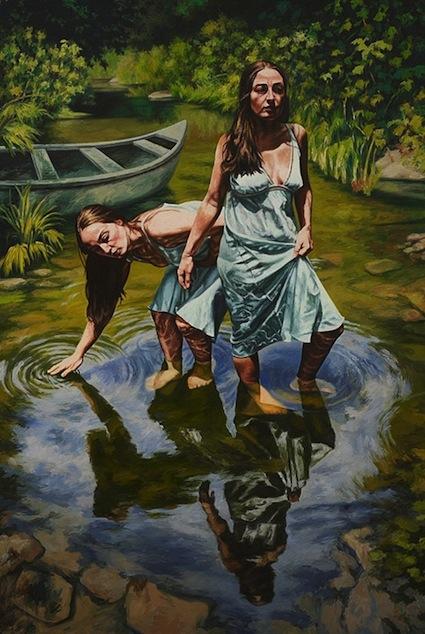 Virginia Derryberry - Asheville, NC artist