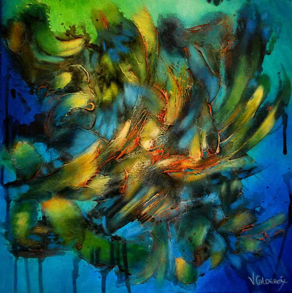 Vivian Calderon - Bogota, Colombia artist