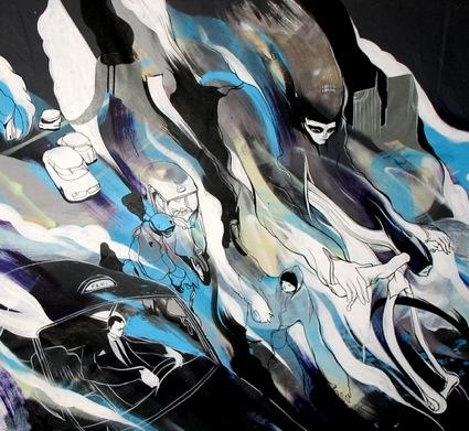 Will Barras - London, UK artist