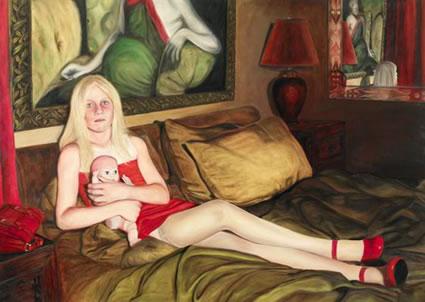 Wolfgang Bauer - Los Angeles, CA artist