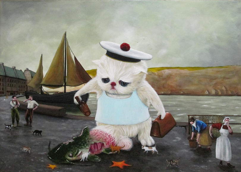 Xavier Landry - Montreal, QC, Canada artist