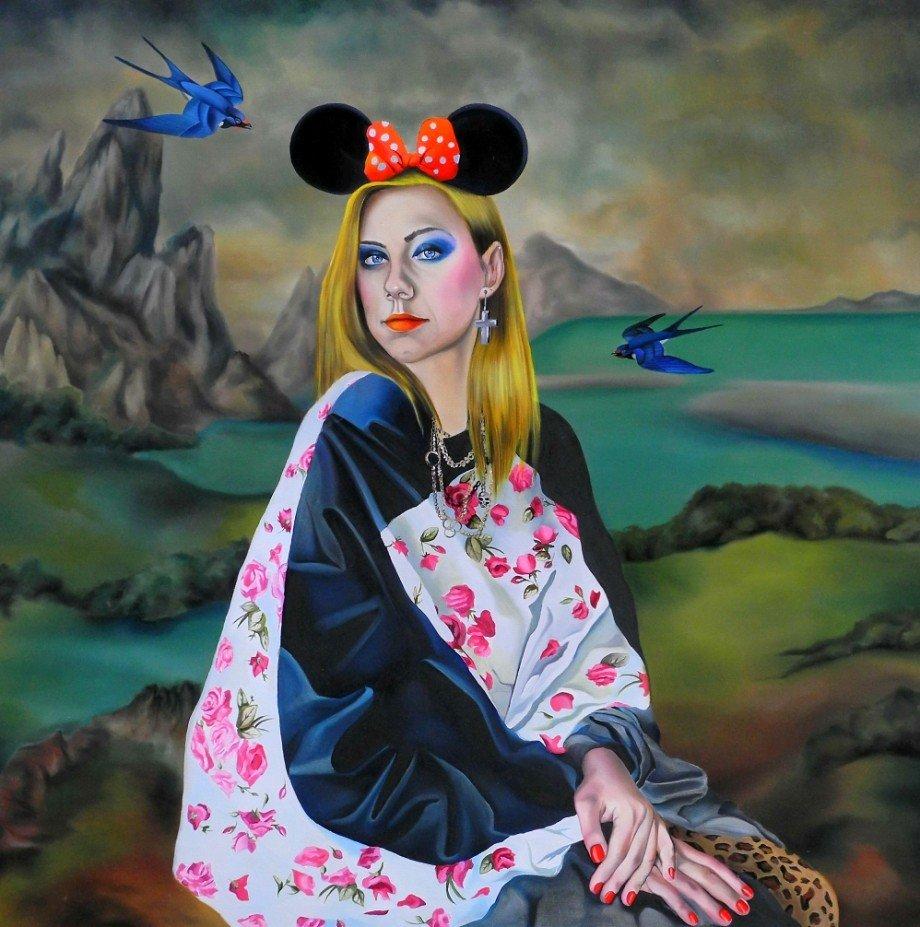 Justyna Kisielewicz - Warsaw, Poland artist