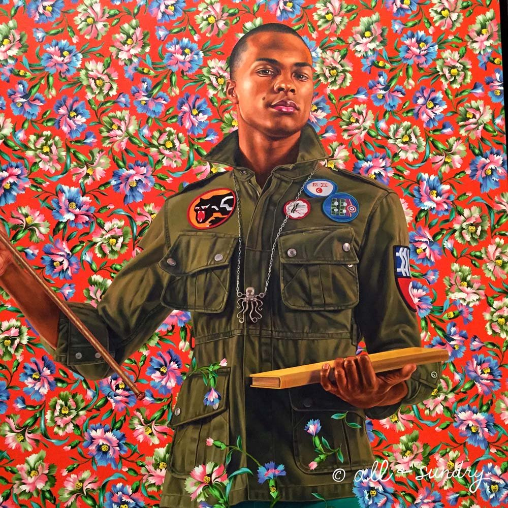 Kehinde Wiley - New York, NY artist