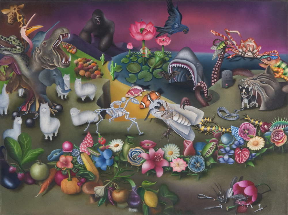 Yasuaki Okamoto - New York, NY artist