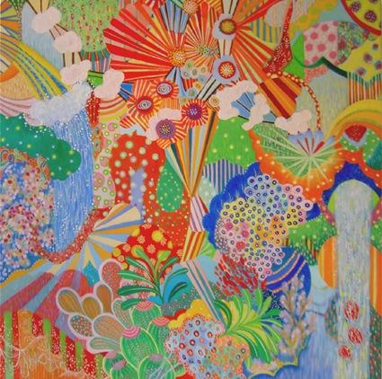 Yuko Adachi - Boston, MA artist
