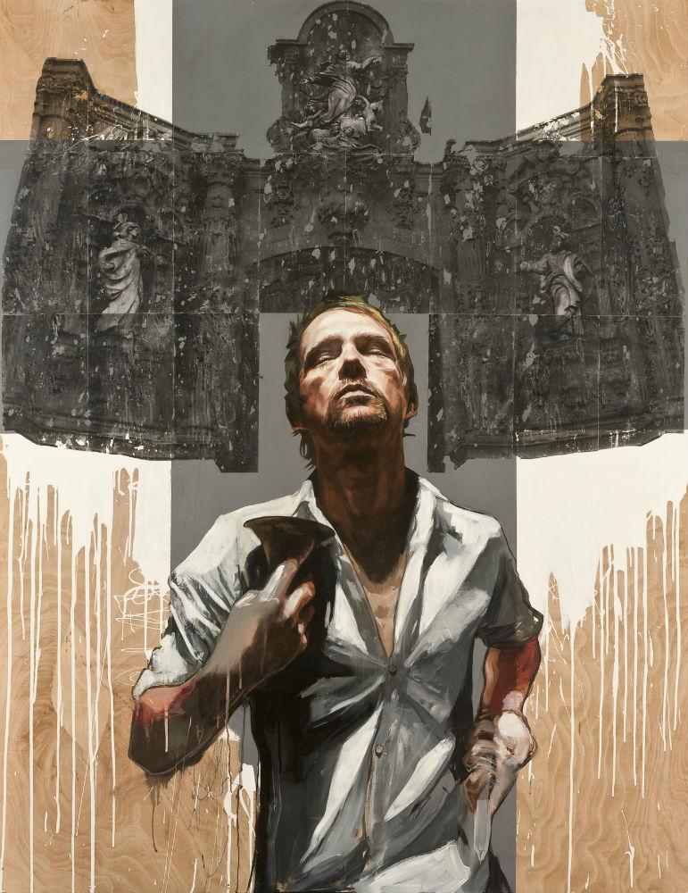Zachary Walsh - London, UK artist